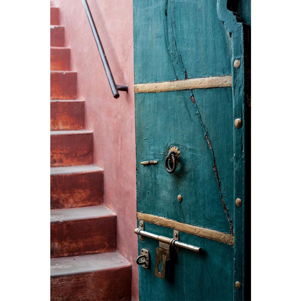RAPHAEL HUBER - DOOR