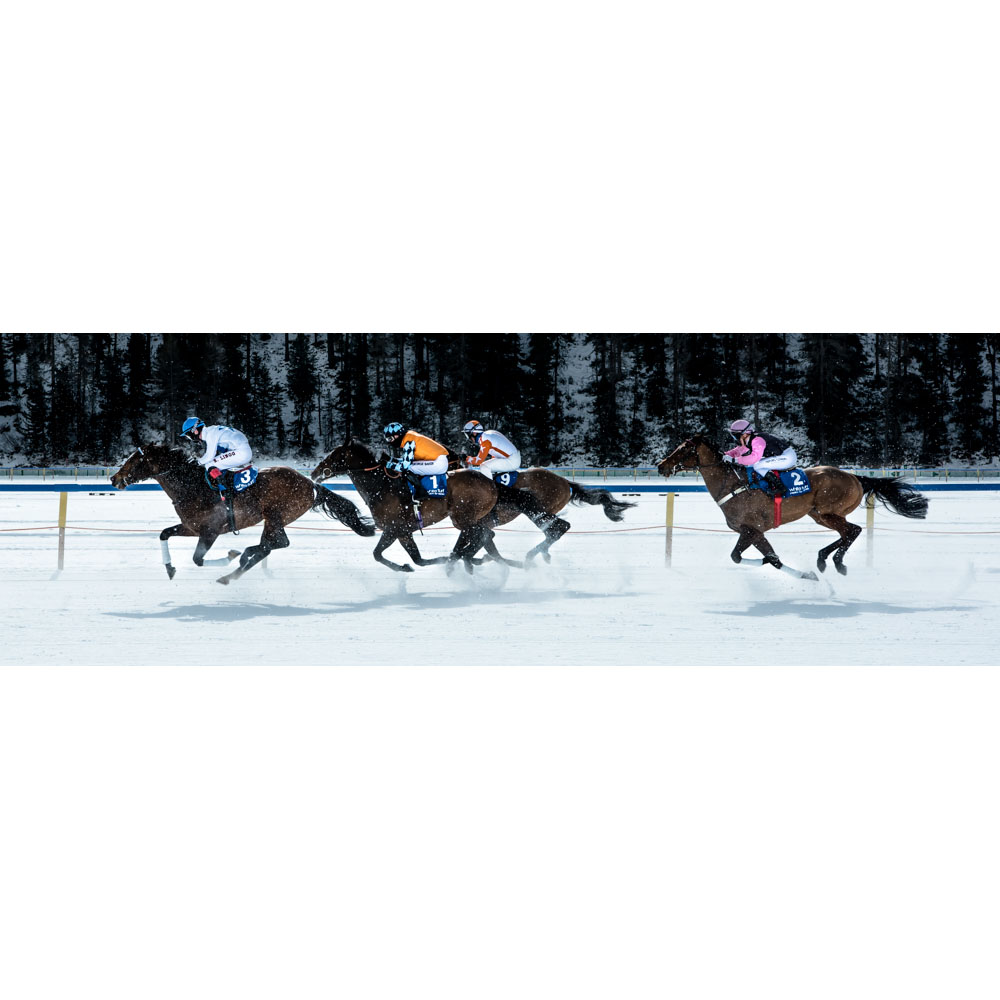 RAPHAEL HUBER - HORSERACE